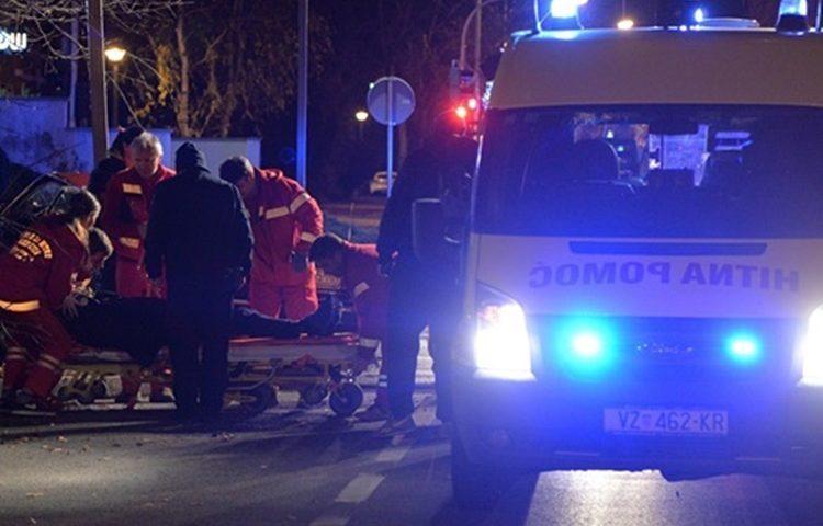 Motociklom na zebri udario 49-godišnju pješakinju – žena prevezena u čakovečku bolnicu
