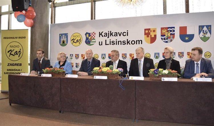 Kajkavci u Lisinskom 2019