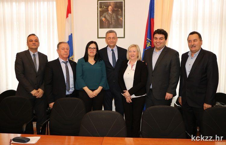 Župan potpisao sporazume vezane uz provođenje programa pomoći u kući starijim osobama i dnevnog boravka za starije osobe u Križevcima