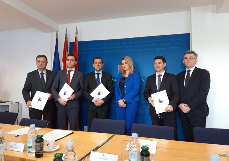 Koprivničko-križevačka, Međimurska i Varaždinska županija potpisale Sporazum s HŽ Putničkim prijevozom o razvoju željezničkog prometa i integriranog prijevoza putnika