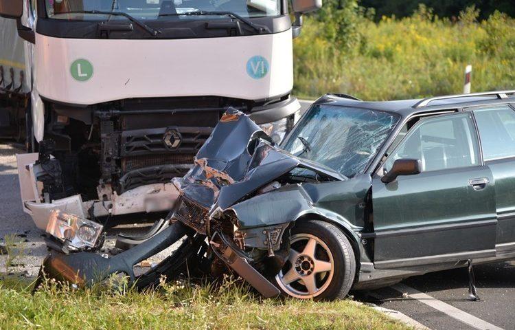 Teška prometna nesreća na cesti Čakovec-Štefanec – jedna osoba poginula