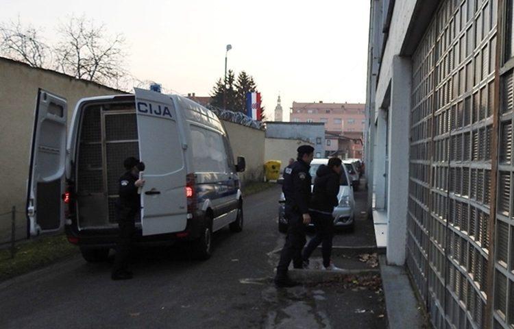 Smiljana Srnec priznala da je zatukla sestru zbog ljubomore – stigla na ispitivanje u Županijsko državno odvjetništvo u Varaždinu