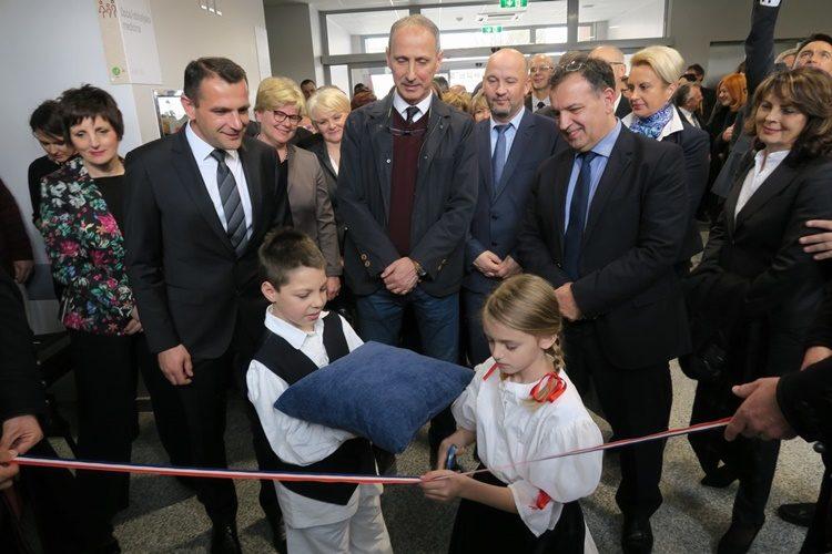 Otvoreno novi Dom zdravlja u Čakovcu vrijedan 40 milijuna kuna