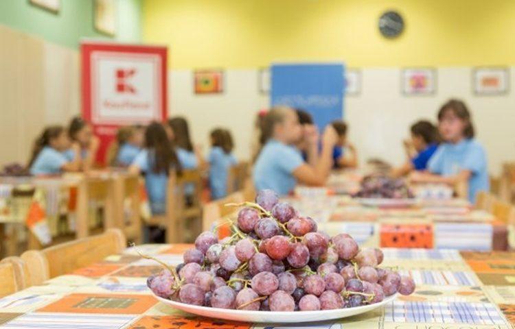 """""""Pametan obrok za pametnu djecu"""" u svim školama kojima je Koprivničko-križevačka županija osnivač"""