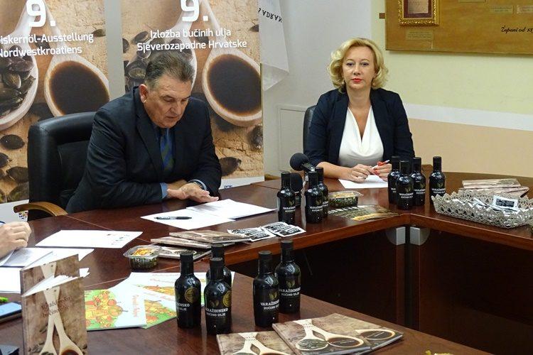 Snažno brendiranje varaždinskog bučinog ulja – prepoznato i van granica Hrvatske