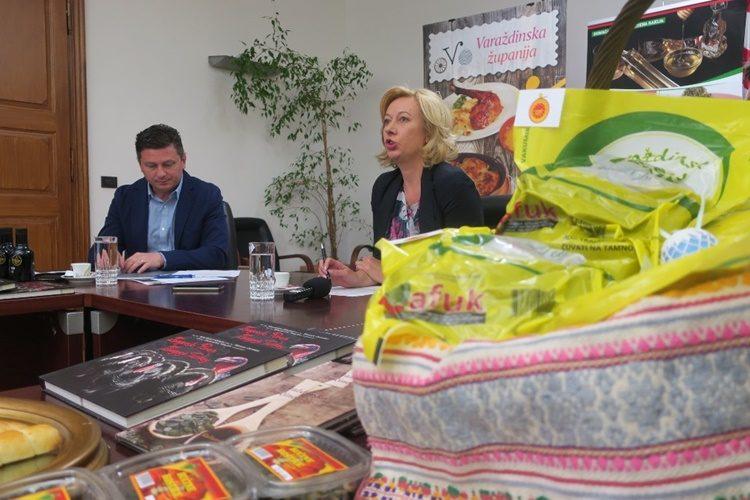 Varaždinska županija domaćin Dana zaštićenih hrvatskih autohtonih proizvoda