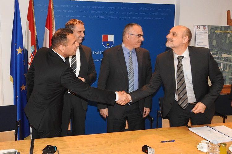 Kreću radovi na rekonstrukciji spoja na granični prijelaz Goričan