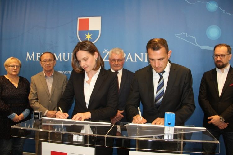 Međimurska županija prva županija koja je pristupila Liderovom klubu izvoznika
