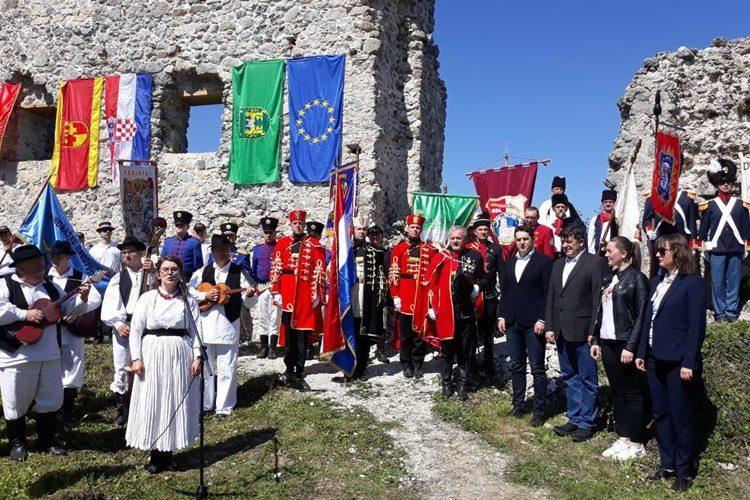 Otvorenje manifestacije na mjestu gdje je sve i započelo 1523.