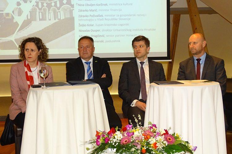 Četiri ministra u dvorcu Miljana zaključili – kulturni turizam ima veliki potencijal