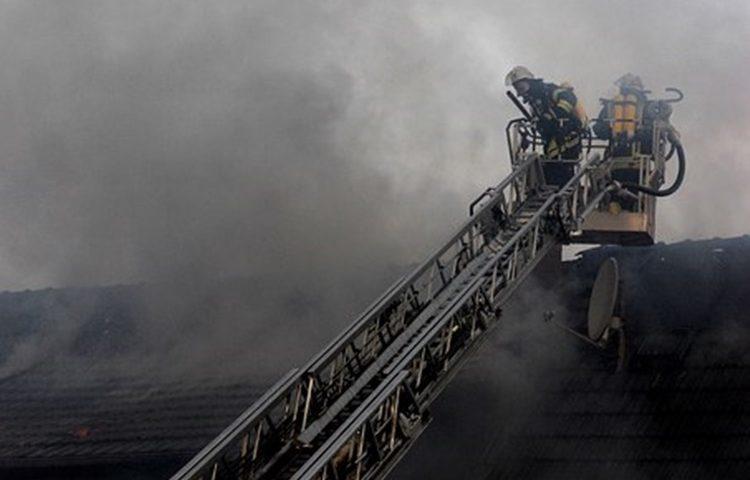 Dječja igra vatrom uništila skladište, a šteta se mjeri u stotinama tisuća kuna