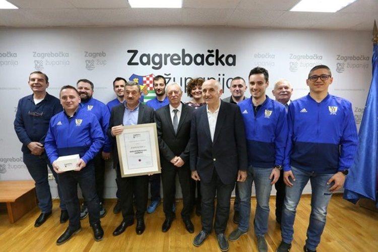 Župan Kožić primio kuglače Zaprešića