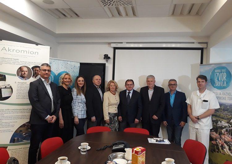 Udruga skup za Zagorje- Poslovni klub građanima organizirala Dan zdravlja u Krapinskim Toplicama