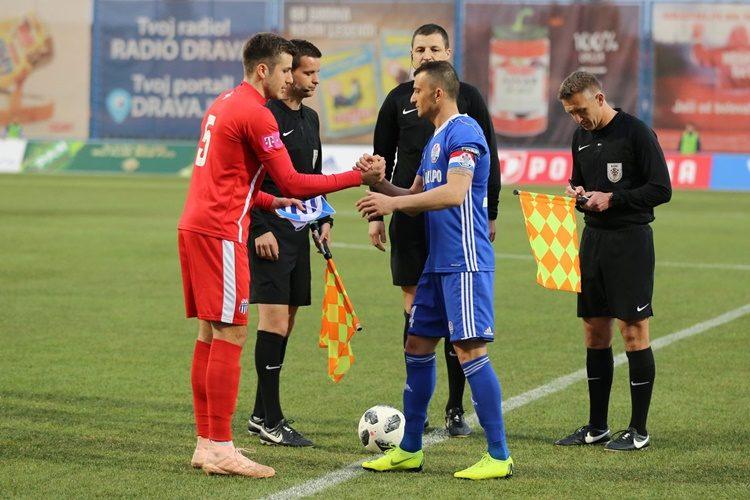 Nogometaši Slaven Belupa igrat će prijateljsku utakmicu protiv U-21 reprezentacije Azerbajdžana
