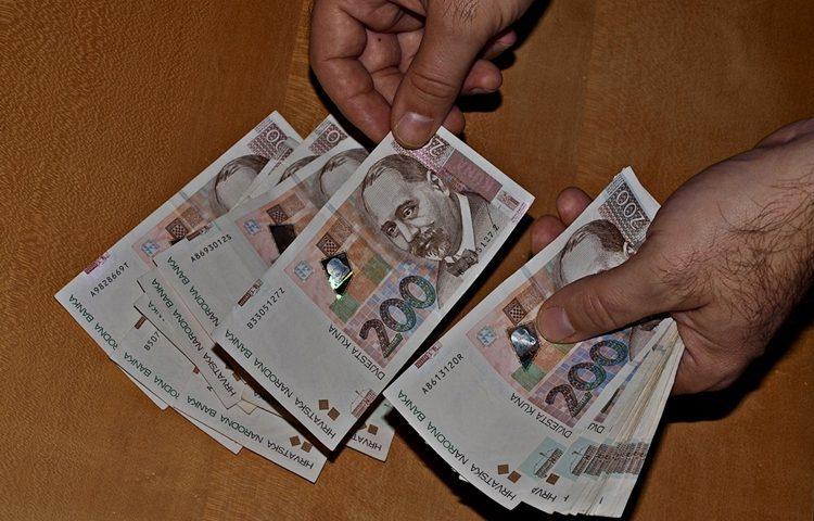 Pošteni građanin pronašao novac, traži se vlasnik!