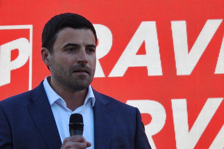 SDP i Bernardić predstavili u Koprivnici plan za preuzimanje vlasti u Hrvatskoj