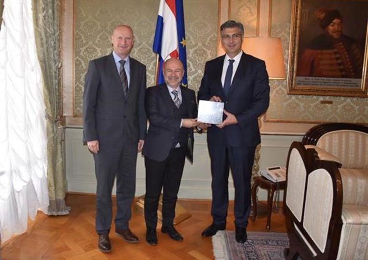 WBAF predstavljen i premijeru Plenkoviću