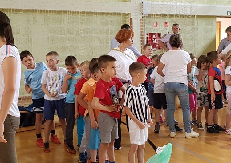 Više od 1000 djece prvog dana 18. Aquae Vivae Sportskih igara učenika u Krapini