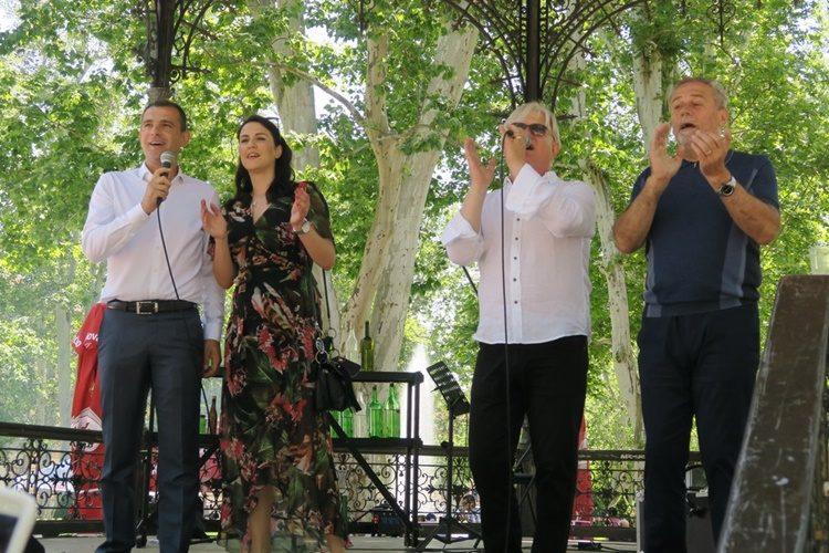 Međimurski župan Posavec i gradonačelnik Bandić susreli se u Zrinjevcu – doznajte zašto