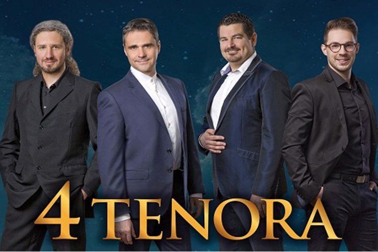 4 tenora na Operi pod zvijezdama u Prelogu