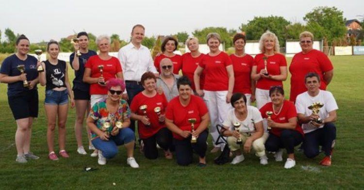 Održani sportski susreti žena u Herešinu