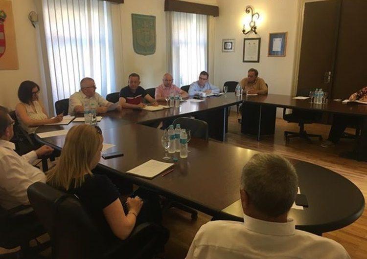 U Križevcima održana prva sjednica  Organizacijskog odbora 22. obrtničkog i gospodarskog sajma Koprivničko-križevačke županije