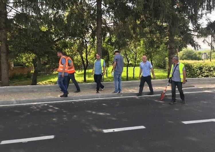 Načelnik općine Zlatar Bistrica obišao gradilište državne ceste D 24