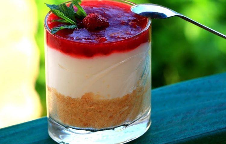 Recept za božanstveno lagani Cheesecake s lubenicom i dinjom