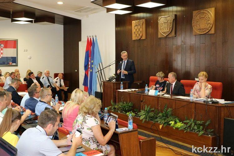 Koprivničko-križevačka županija u prošloj godini poslovala s prihodima od 419 milijuna kuna