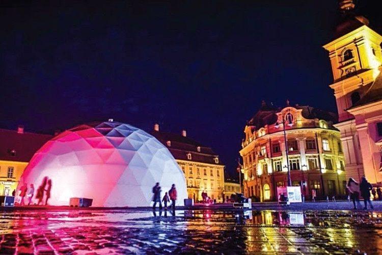Atrakcija ovogodišnjeg Špancirfesta – multimedijalna kupola!