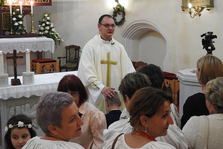 Remetinečka župa kod Novog Marofa, koja je dala najviše svećenika u Hrvatskoj, dobila još jednog
