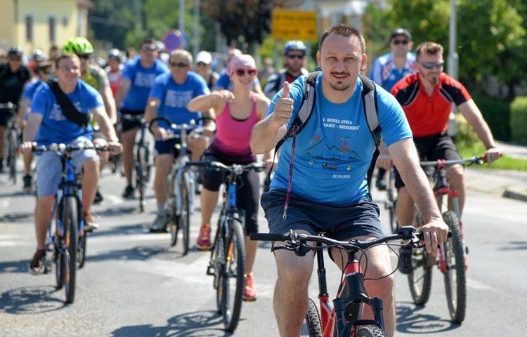 """I ove godine novomarofska """"Šic na bic"""" – ugodna vožnja zagorskim bregima pod sloganom """"Mobitel isključi, biciklijadi se priključi"""""""