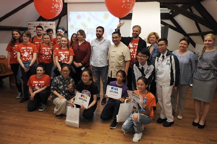 VAFI nagrade u Rusiju, Tajvan, Sloveniju i Kinu