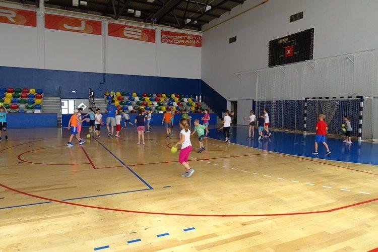 Rekreacija i uživancija – Mali Varaždinci započeli ljetne praznike u sportskom duhu