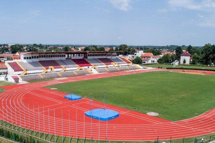 """Varaždinski Sportski centar """"Sloboda"""" spreman za početak Ekipnog prvenstva Europe u atletici 2. liga"""