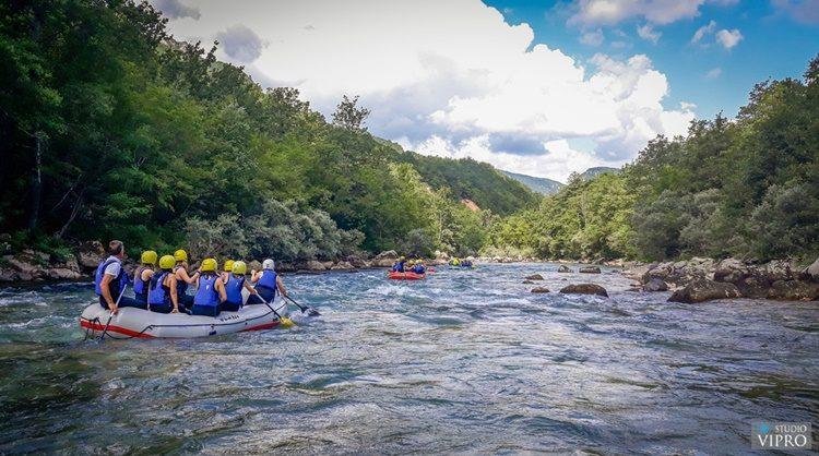 prelog rafting tara