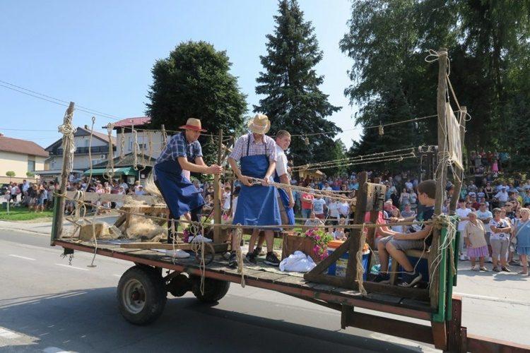 Povorka starih zanata i običaja i ove godine središnja proslava Dana turizma u Svetom Martinu na Muri