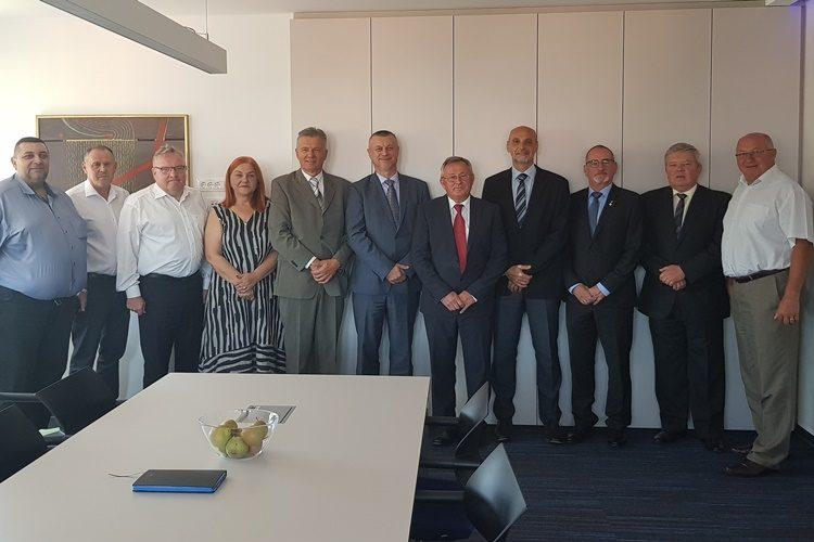 Potpisan ugovor za izgradnju sustava odvodnje Aglomeracije Donja Dubrava