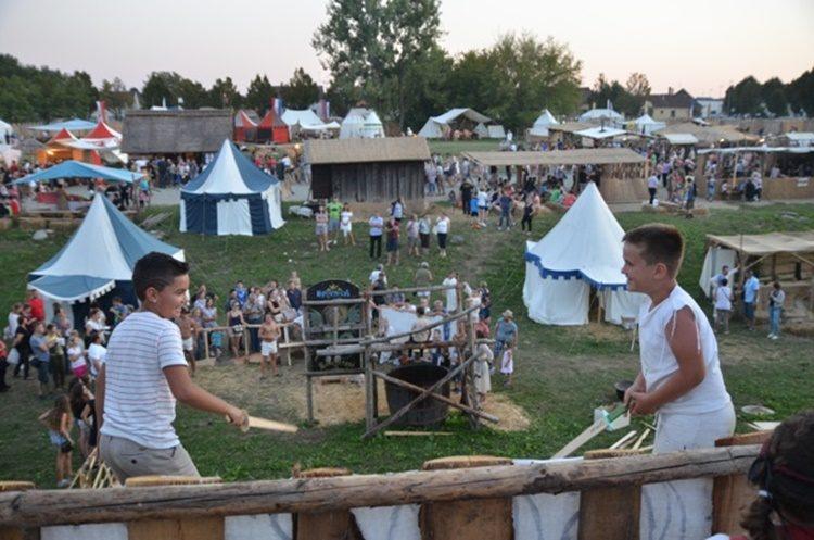 Renesansni festival od četvrtka do nedjelje na koprivničkim bedemima