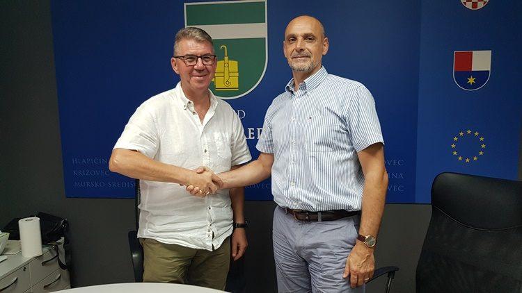 Potpisan ugovor za izgradnju ceste u ulici Slatine u Murskom Središću