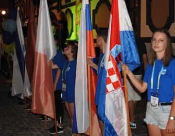 Kako je Varaždin dočekao europske atletičare