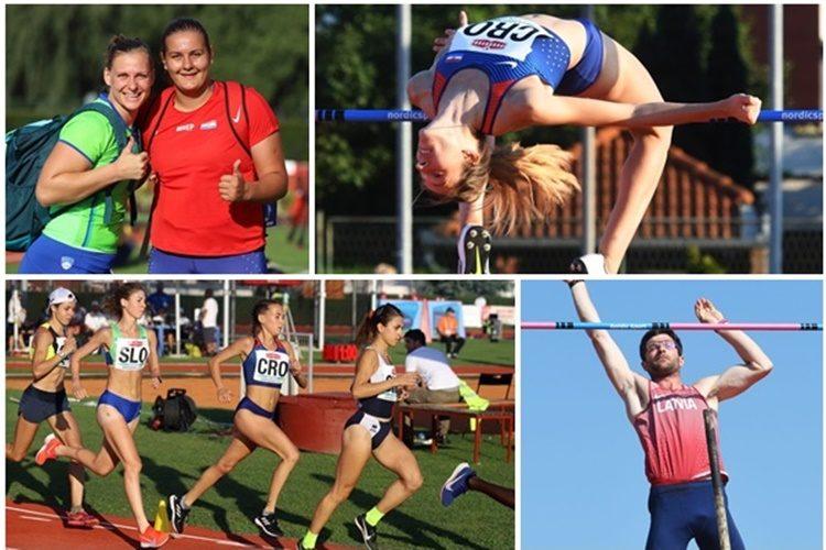 FOTO: U Varaždinu se dogodila atletika u najljepšem izdanju! Pogledajte kako je to izgledalo!