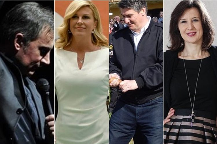 Donosimo stanje imovinskih kartica predsjedničkih kandidata-Škoro najbogatiji, Kolinda štedi, Dalija ima kredite…