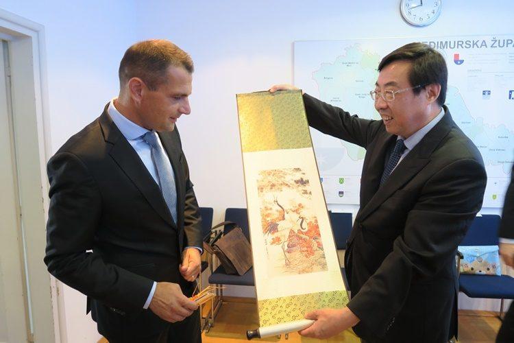 Kineska delegacija iz grada Yancheng posjetila Međimursku županiju s ciljem ostvarivanja gospodarske suradnje