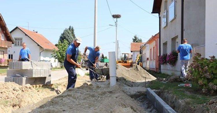 Radovi u Ulici kneza Domagoja vrijedni 750 tisuća kuna