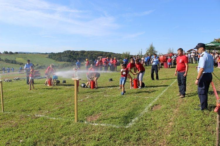 Održano Odredsko natjecanje vatrogasaca odreda Vojakovački Kloštar