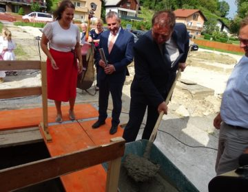 Lepoglava je jedini grad u Hrvatskoj u kojem se uz dogradnju postojećeg gradi i novi vrtić