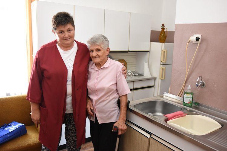 Gerontodomaćice u općini Petrijanec dobile visoku ocjenu od korisnika za svoj trud i ljudski pristup