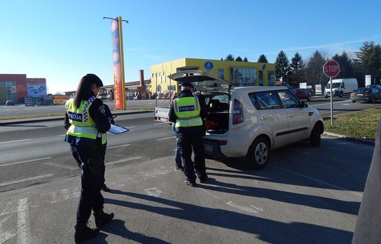 Policija provodi pojačani nadzor prometa – doznajte što će danas i sutra posebno kontrolirati