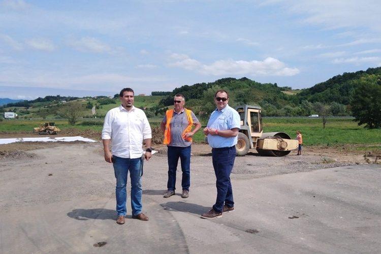 Počeli radovi na drugoj fazi spojne ceste Zabok-Krapina